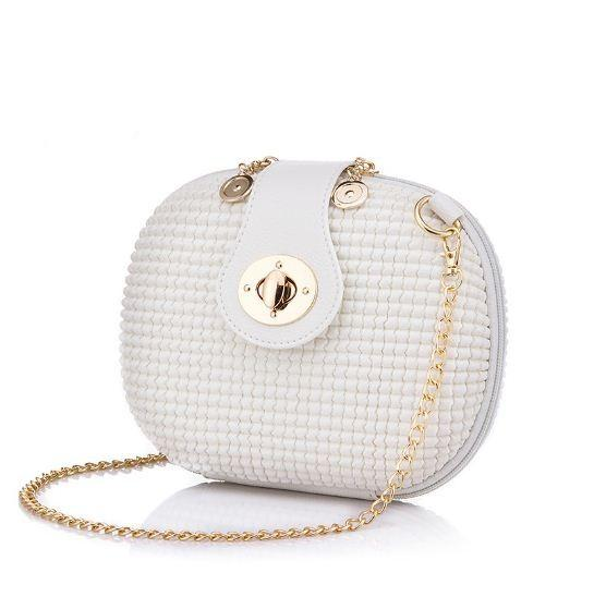 Classic Leather Chain Women Shoulder Bag